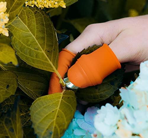 Cortador de dedo para chupones, hojas u hortalizas